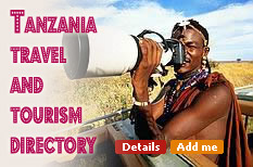 Tanzania Travel and Tourism Directory